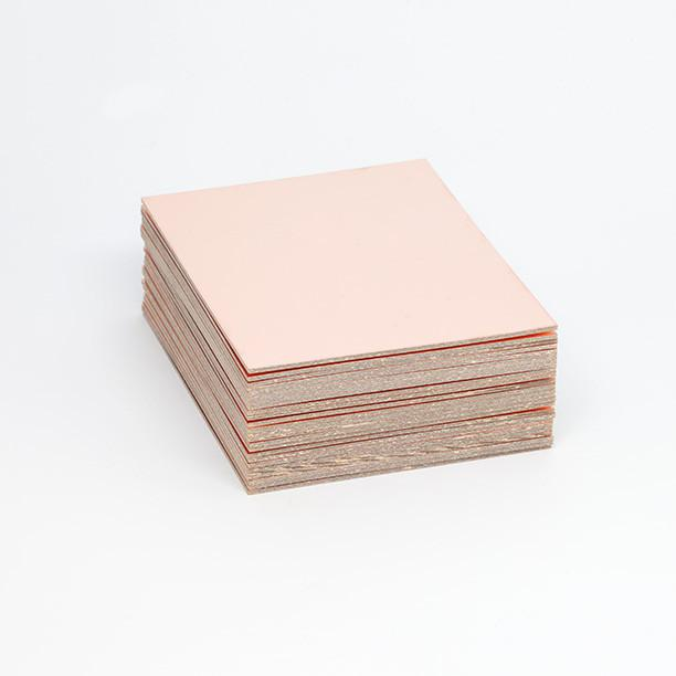 25-pack of double-sided FR-1 blanks.