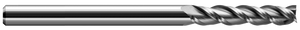 "Harvey Tool 1/8"" 3-Flute End Mill Finisher for Plastics"