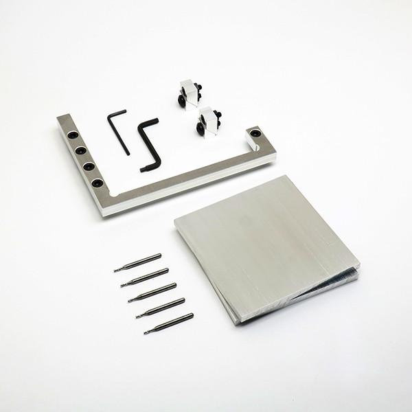 With this Heat Sink Experiment Kit your students will gain practical experience with theories about heat transfer in electronics.