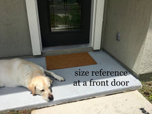 Load image into Gallery viewer, Welcome to our porch doormat