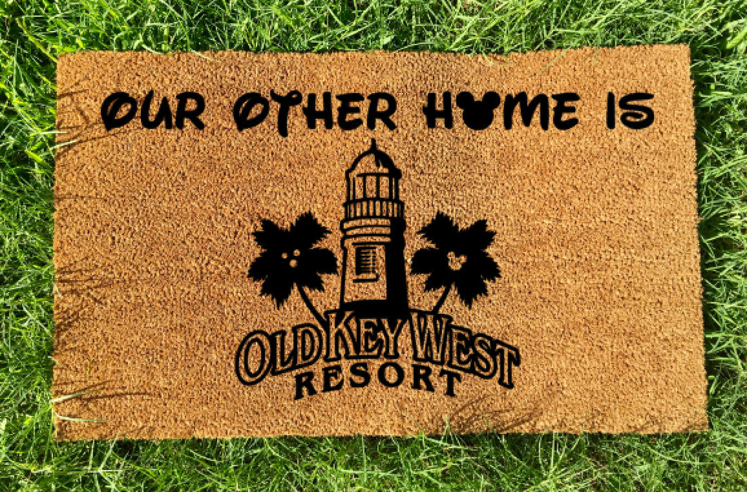 DVC Old Key West doormat