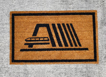 Load image into Gallery viewer, Monorail doormat