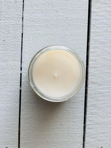 Cruise ship vacation candle