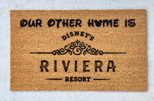 Load image into Gallery viewer, DVC Riviera doormat