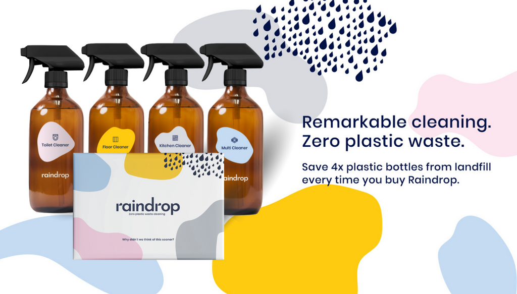 Raindrop Plastic Free Cleaning