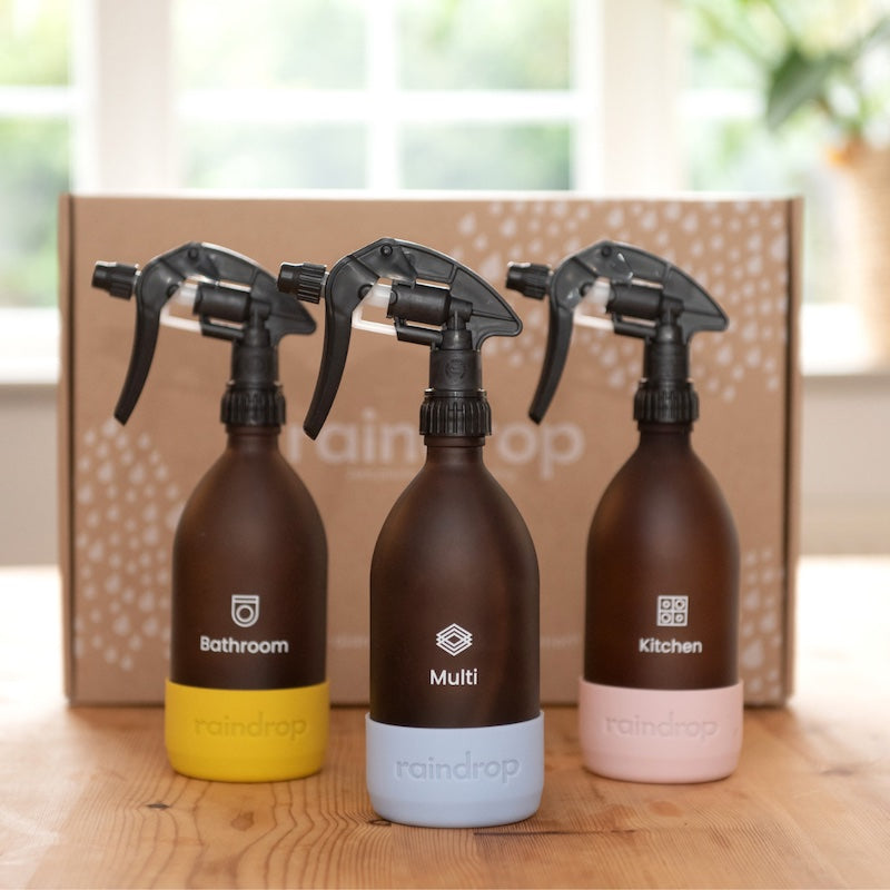 Plastic-Free Cleaning Full House Pack