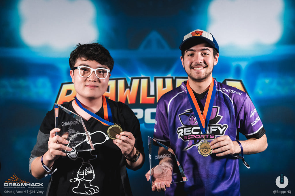 DreamHack Montreal 2019 Brawlhalla 2v2 Champions - First LAN Championship