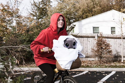 Last Minute Bike-Inspired Halloween Costumes
