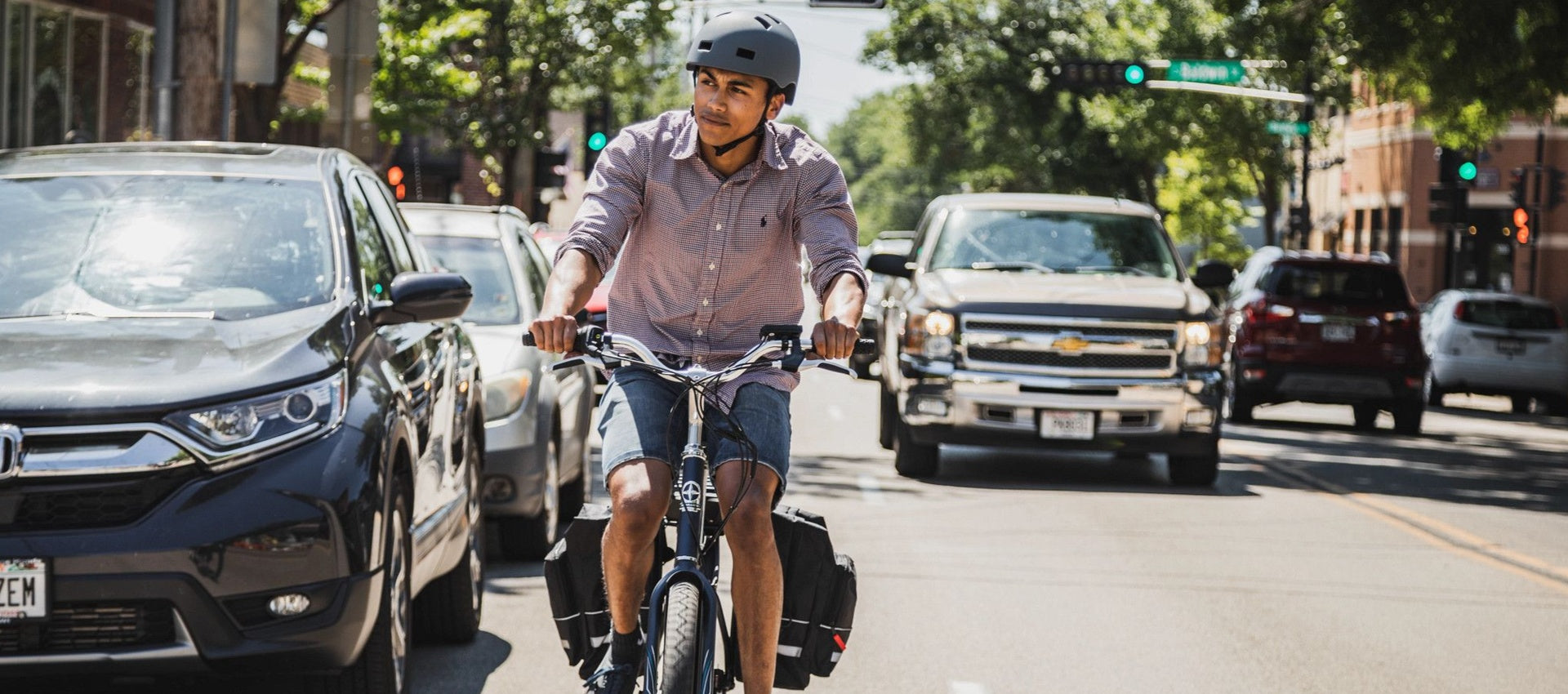 Commuting on a Mendocino eBike