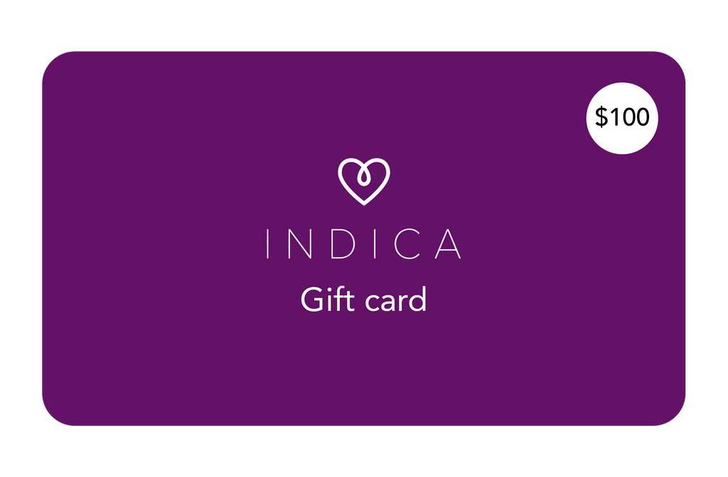 Indica Gift Card