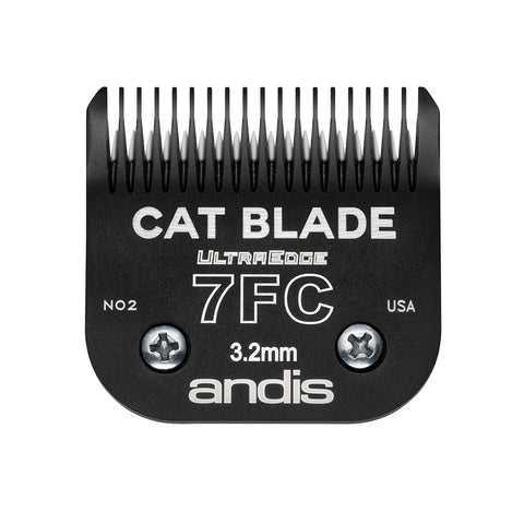 Lame de rechange 7FC CAT BLADE UltraEdge 3.2mm Andis