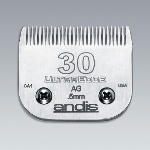 Lame de rechange 30 UltraEdge AG 0.5mm Andis