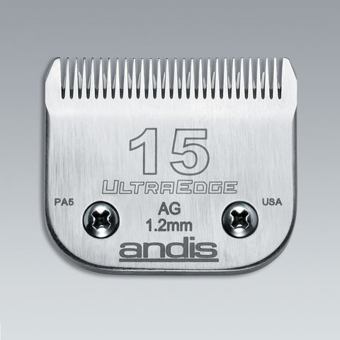 Lame de rechange 15 UltraEdge AG 1.2mm Andis