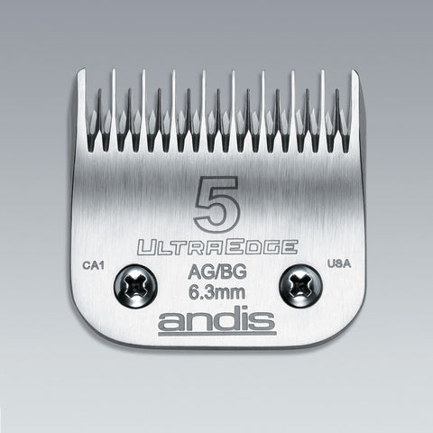 Lame de rechange 5 UltraEdge AG/BG 6.3mm Andis