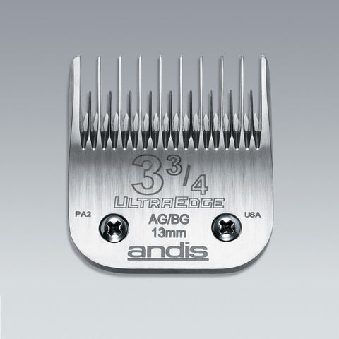 Lame de rechange 3.3/4 UltraEdge AG/BG 13mm Andis