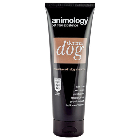 Shampoing derma dog Animology