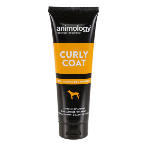 Shampoing Curly Coat Animology