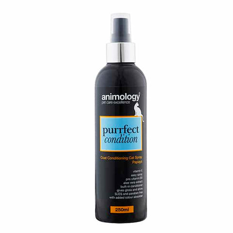 Spray après-shampoing Purrfect Condition Cat Coat Animology