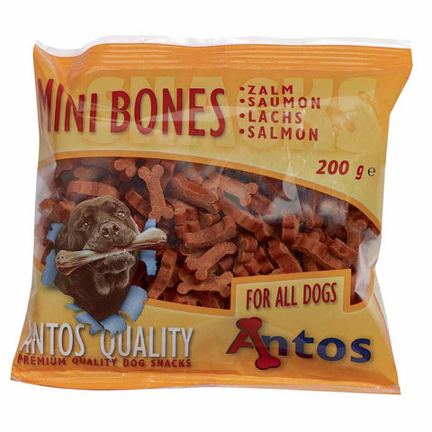 Mini Bones saumon Antos