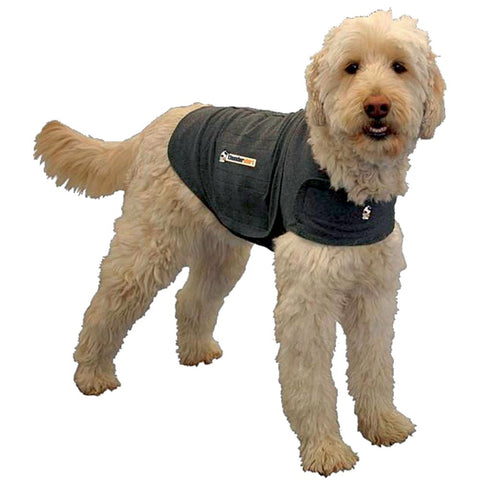 Vêtement anti-stress gris Thundershirt