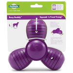 Squeak 'n' Treat Troog BusyBuddy