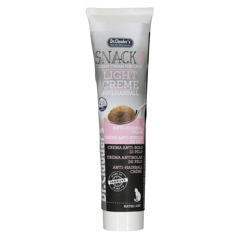 Snack Light Creme Anti-Hairball Dr. Clauder's