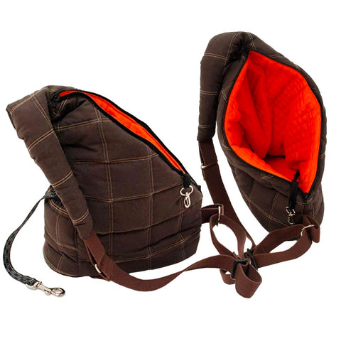 Sac Messenger Pooch Pouch PetEgo