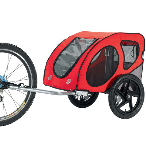 Remorque Kasko Bicycle Pet Trailer PetEgo