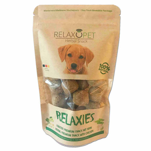Snack relaxant Relaxies Herbal RelaxoPet