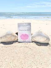 Load image into Gallery viewer, Rosé Bath Salts by Hamptons Spa Sand