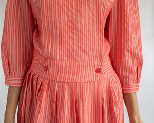 Dress with the Stripes