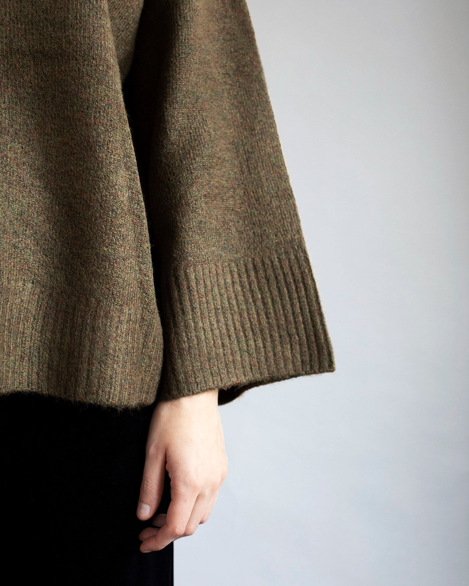 The Boxy Sweater