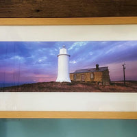 Framed photo of a Lighthouse