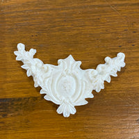 french flourish - Decorative Furniture Appliques