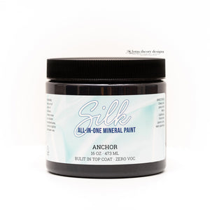 Anchor - Silk All-In-One Mineral Paint - Dixie Belle 473ml (16oz)