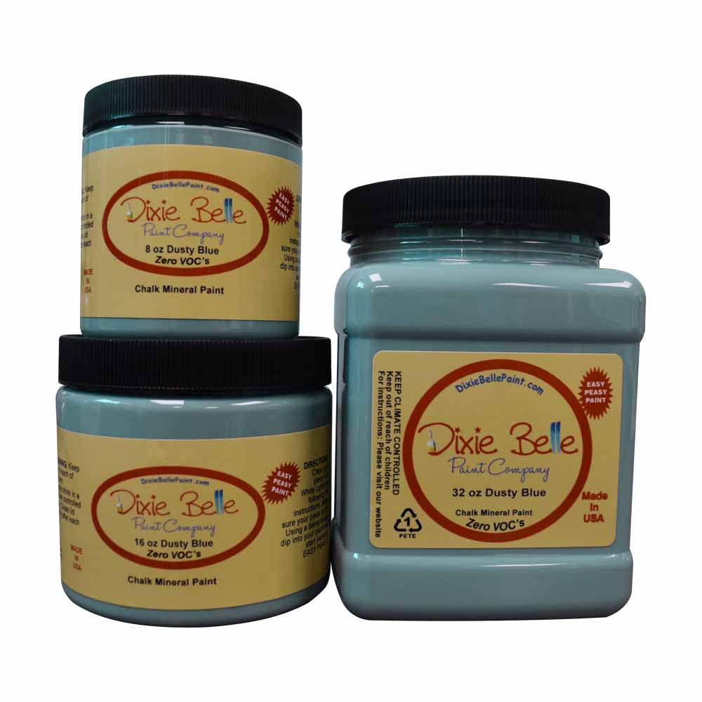 Dusty Blue - Dixie Belle Paint Chalk Mineral Paint