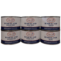 Colonial Black No Pain Gel Stain 473ml (16oz) - Dixie Belle