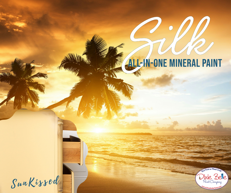 Sun Kissed - Silk All-In-One Mineral Paint - Dixie Belle 473ml (16oz)