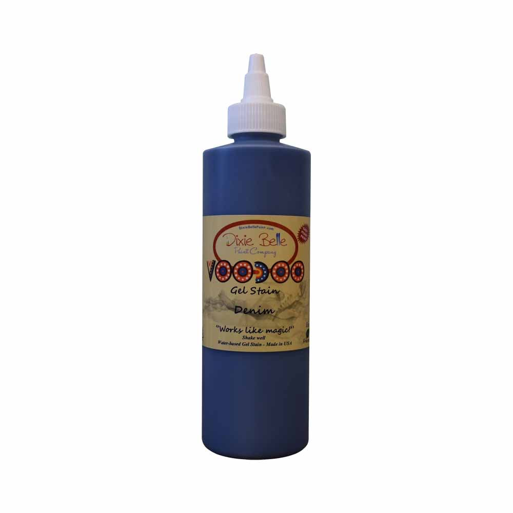 Denim Voodoo Gel Stain 236ml (8oz)