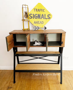 Sideboard display stand