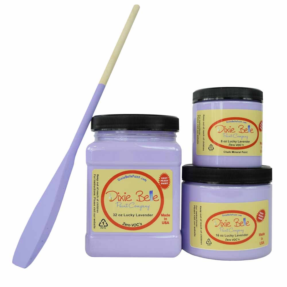 Lucky Lavender - Dixie Belle Chalk Mineral Paint