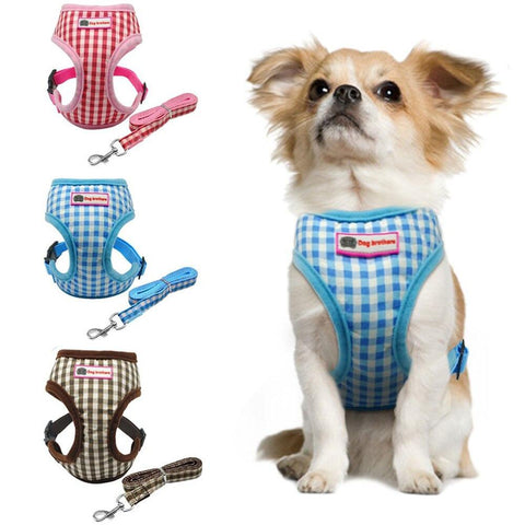 Breathable Chihuahua Harness