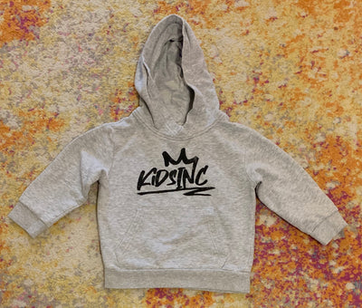 Toddler Kids Crown Logo Hoodie