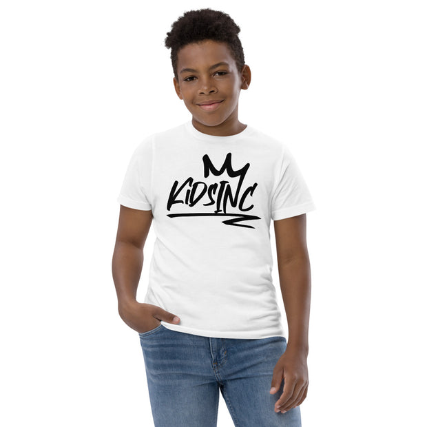 Crown Logo Kids Tee