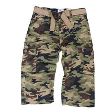 Load image into Gallery viewer, Camo Cargo Short