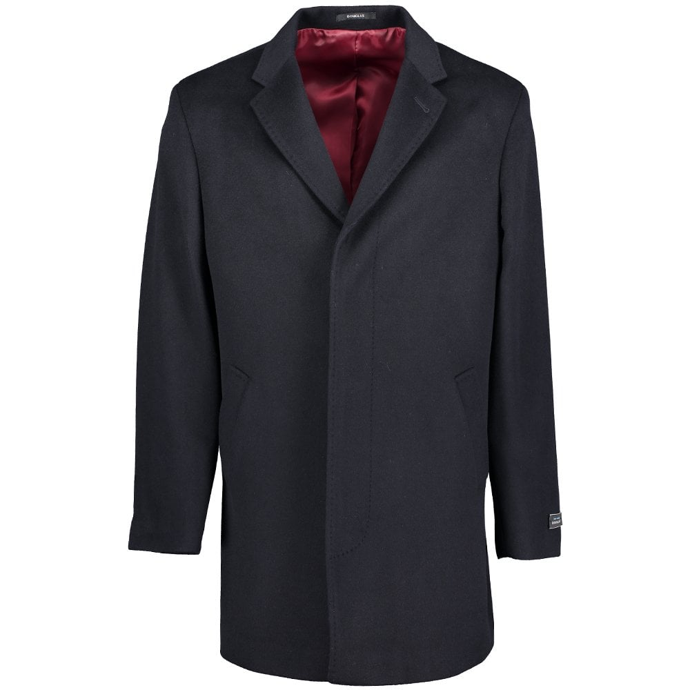 Overcoat (Wool/Cashmere)