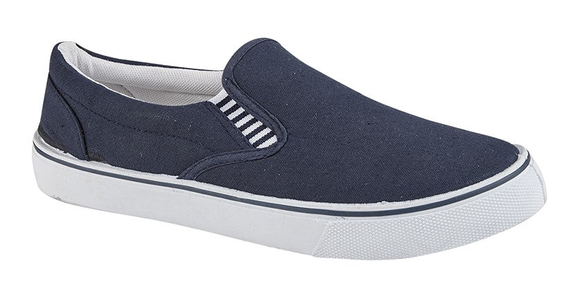 Men's Summer Shoe Navy