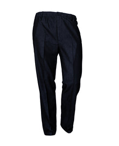 Casual Cotton Trouser (Elastic Waist For Comfort)