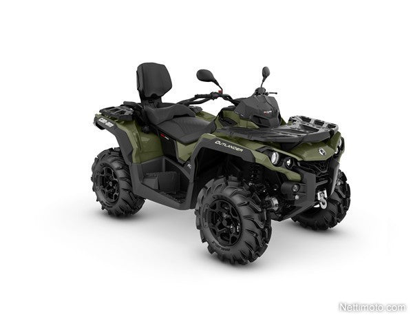 Can-Am Outlander Max  570 Pro+ mönikjä
