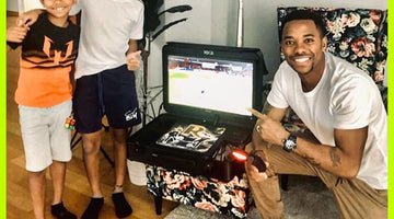 Robinho is #POGAMER: We present!